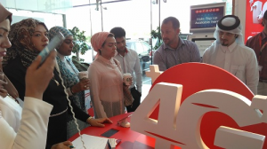 Green Energy Qatar Album -OOREDOO TRAINING