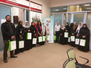 Green Energy Qatar MOPH TRAINING 2019