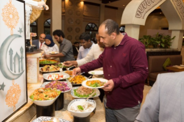 Green Energy Qatar IFTAR 2018